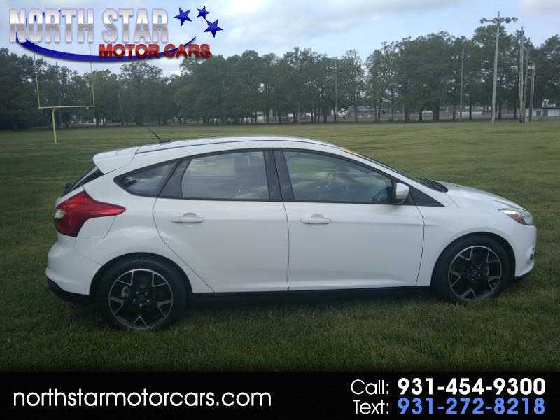 used Ford Focus 2012 vin: 1FAHP3K23CL219641