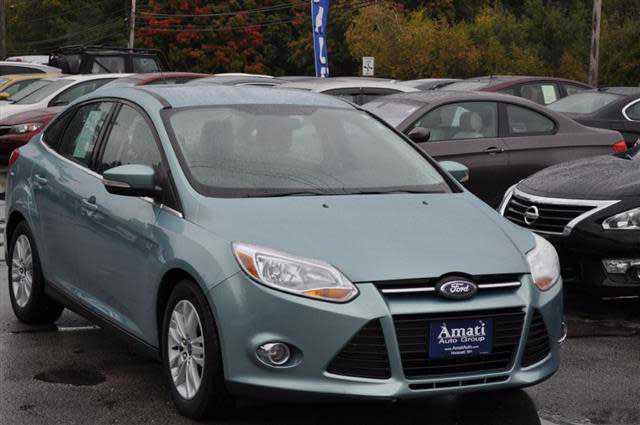 Ford Focus 2012 $4495.00 incacar.com