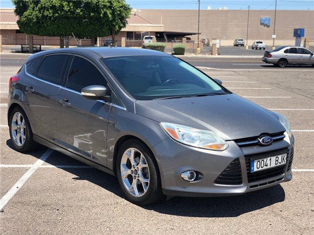 used Ford Focus 2012 vin: 1FAHP3M20CL452339