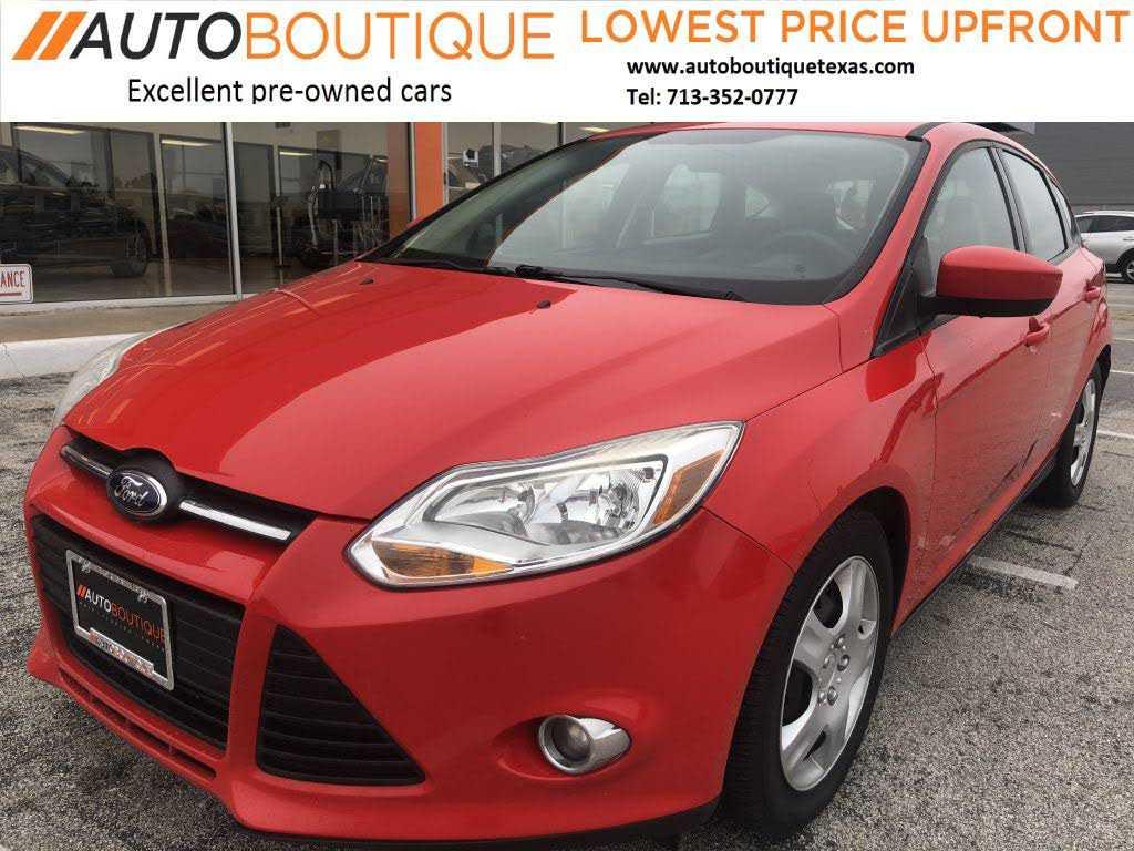Ford Focus 2012 $4995.00 incacar.com