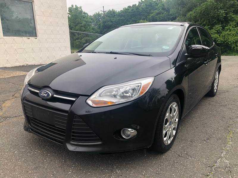 Ford Focus 2012 $4295.00 incacar.com