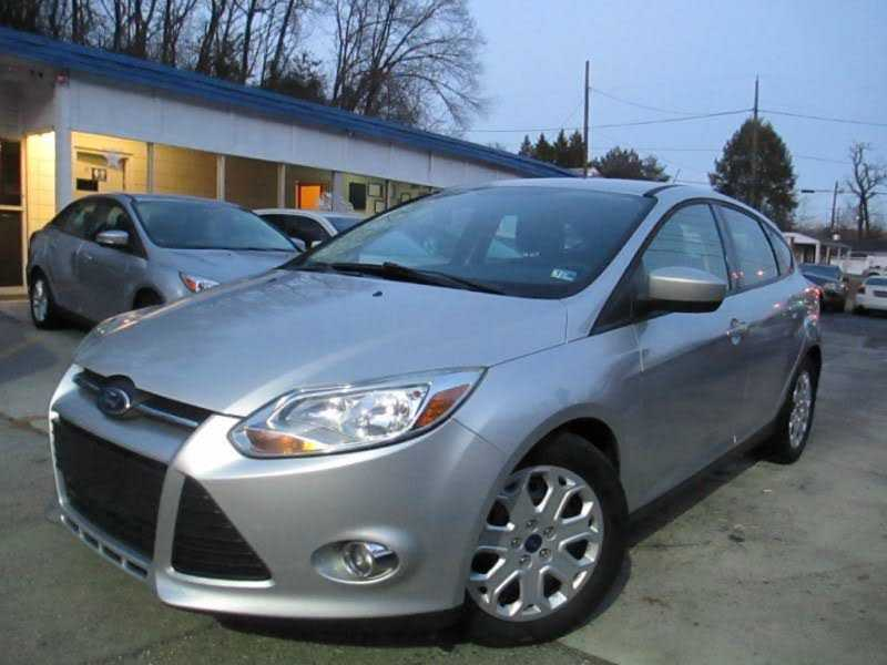 used Ford Focus 2012 vin: 1FAHP3K22CL193274