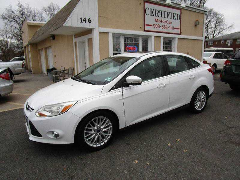 Ford Focus 2012 $4290.00 incacar.com