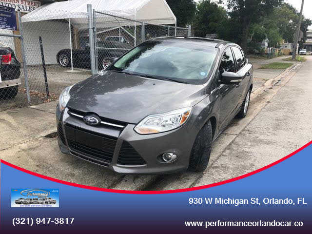 Ford Focus 2012 $3990.00 incacar.com
