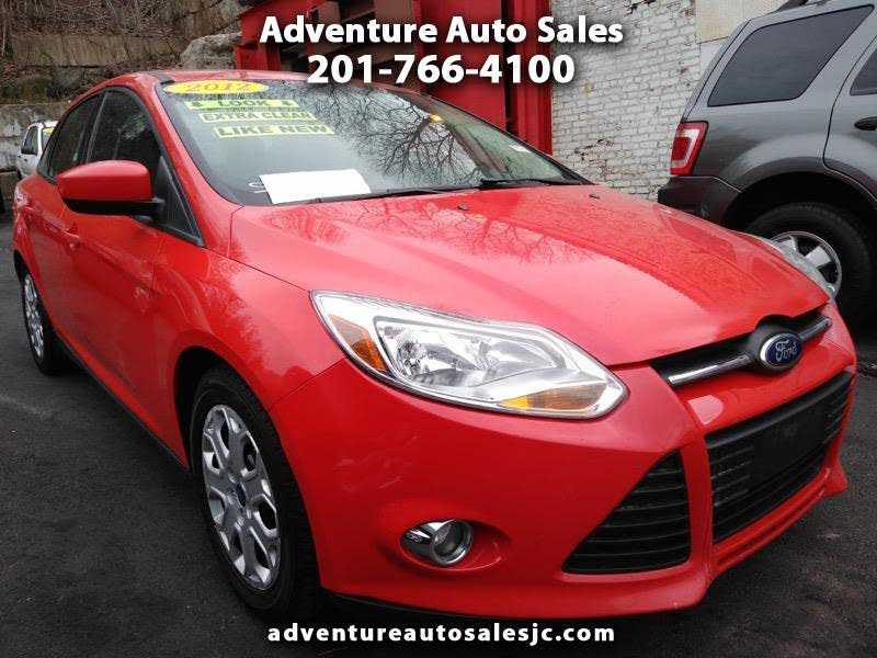 Ford Focus 2012 $4195.00 incacar.com
