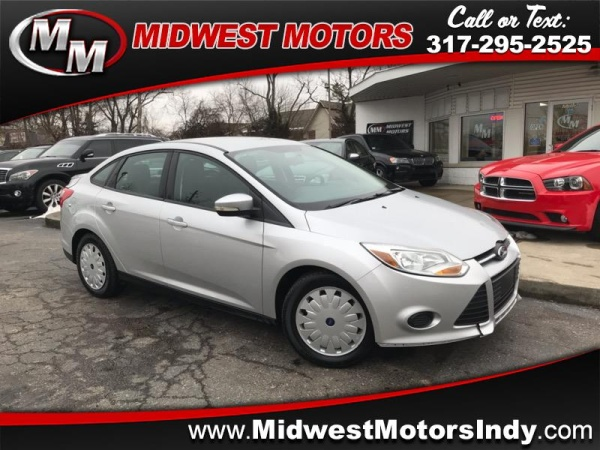 Ford Focus 2013 $5491.00 incacar.com