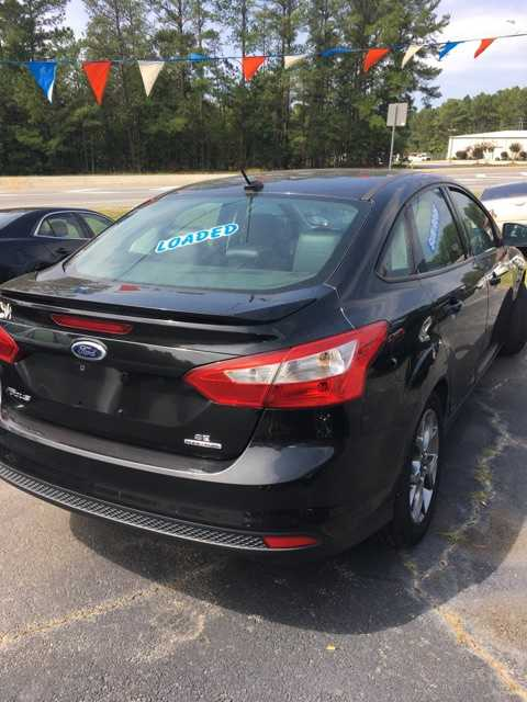 Ford Focus 2013 $4795.00 incacar.com