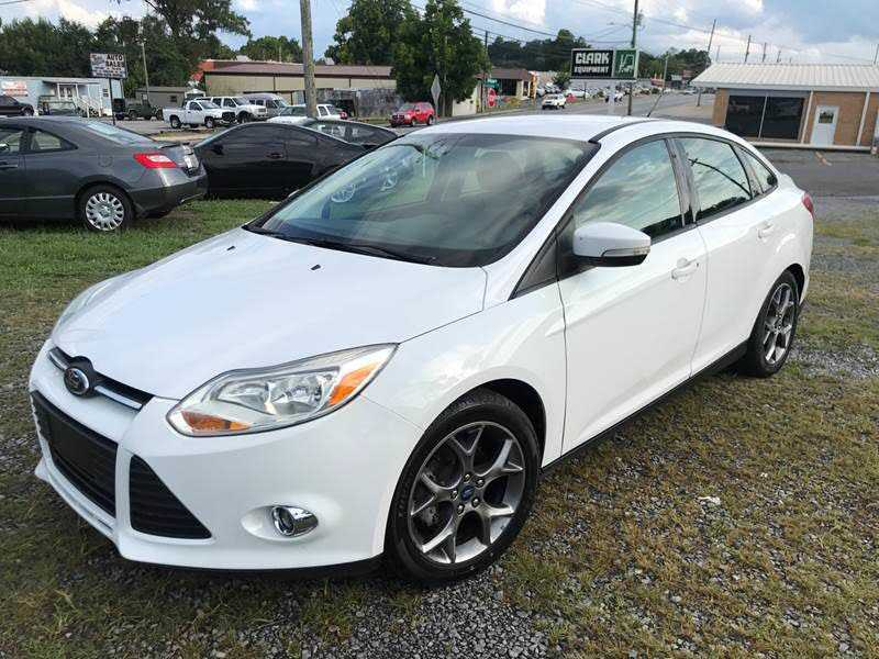 Ford Focus 2013 $5495.00 incacar.com