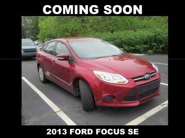 used Ford Focus 2013 vin: 1FADP3F25DL186488