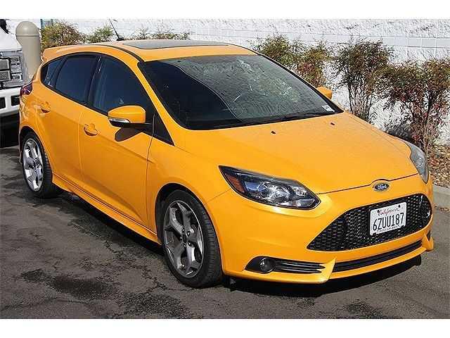 Ford Focus 2013 $16391.00 incacar.com