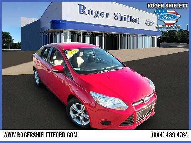 Ford Focus 2013 $9882.00 incacar.com