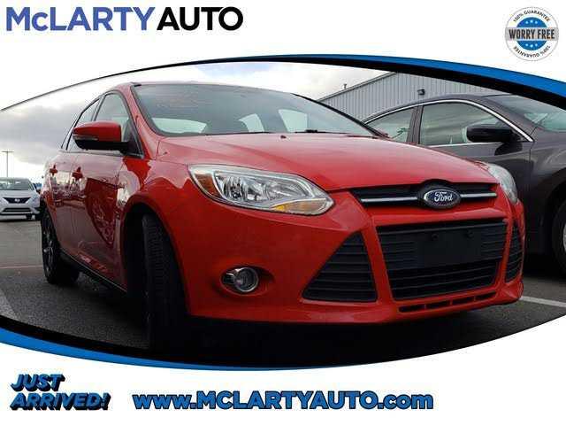 Ford Focus 2013 $8700.00 incacar.com