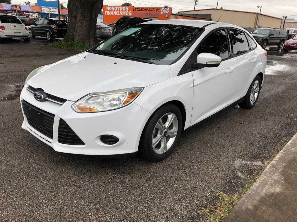 Ford Focus 2014 $8500.00 incacar.com