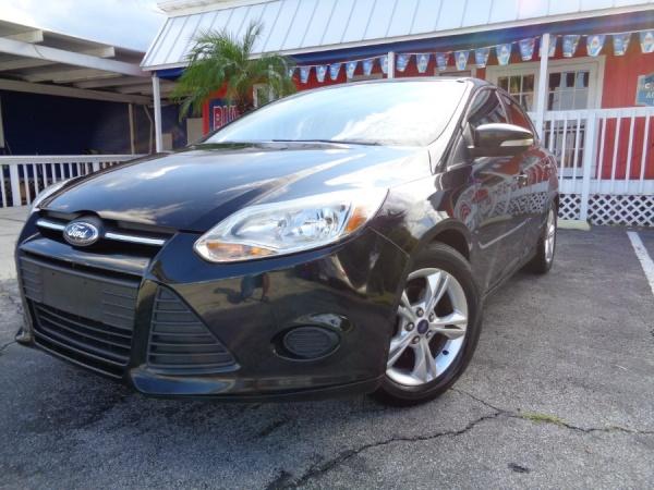 Ford Focus 2014 $6499.00 incacar.com