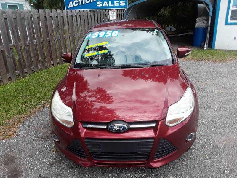 Ford Focus 2014 $5950.00 incacar.com