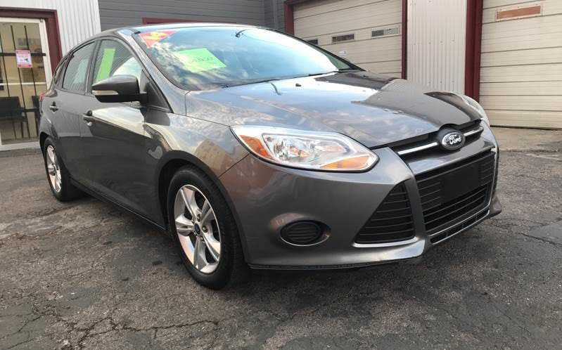 Ford Focus 2014 $4950.00 incacar.com