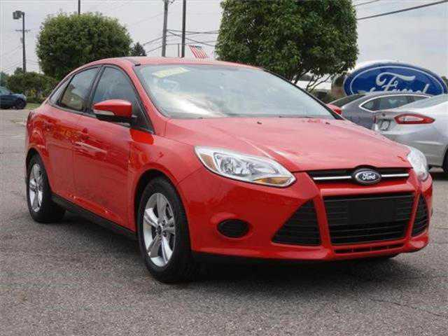 Ford Focus 2014 $8995.00 incacar.com