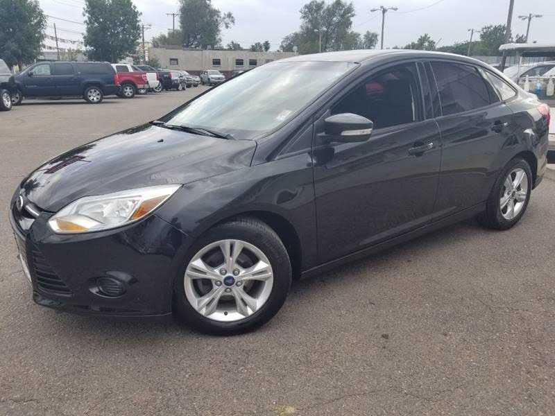 Ford Focus 2014 $5988.00 incacar.com