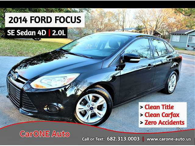 Ford Focus 2014 $5799.00 incacar.com