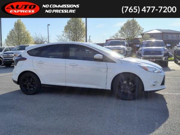 Ford Focus 2014 $6867.00 incacar.com