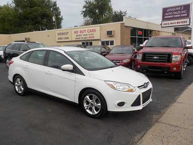 Ford Focus 2014 $8495.00 incacar.com