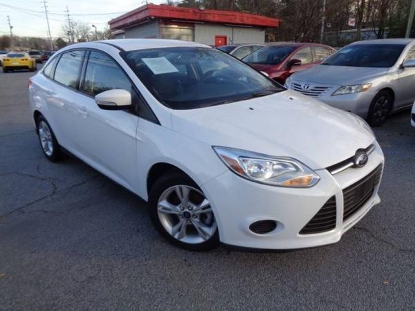 Ford Focus 2014 $5999.00 incacar.com