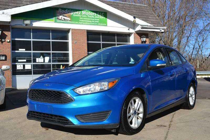Ford Focus 2015 $5900.00 incacar.com