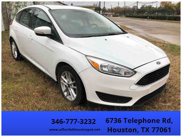 Ford Focus 2016 $7495.00 incacar.com