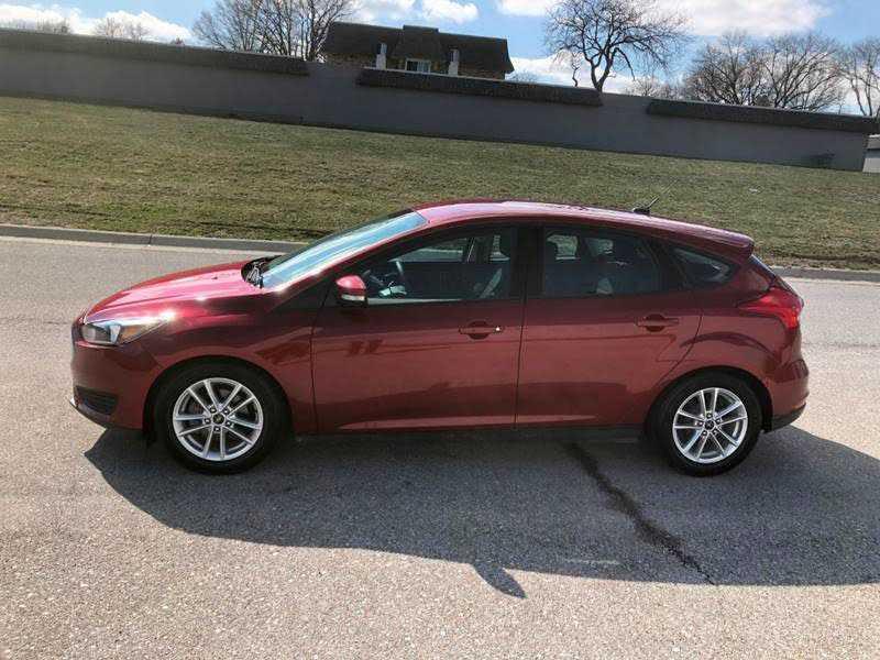 Ford Focus 2016 $7950.00 incacar.com