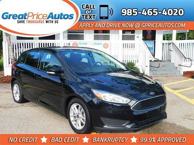 Ford Focus 2016 $8702.00 incacar.com