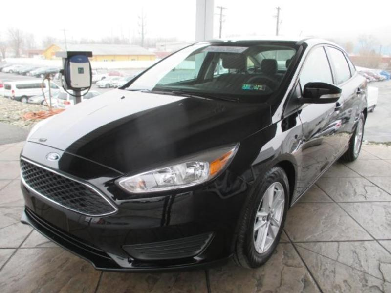 Ford Focus 2016 $13879.00 incacar.com