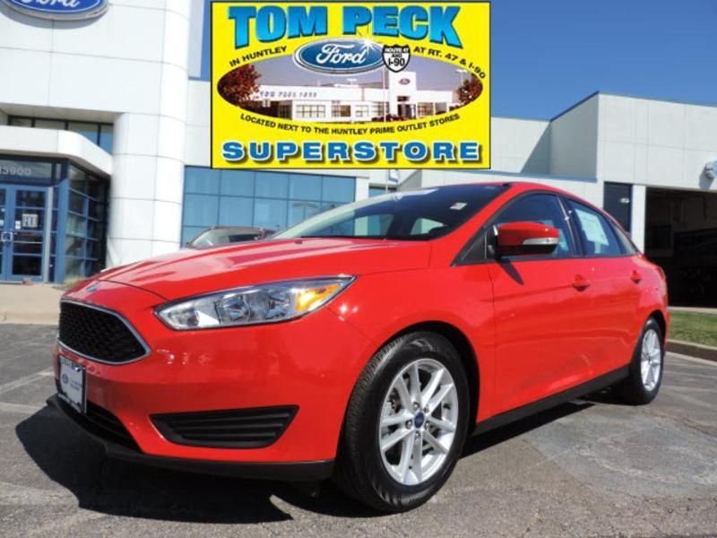 Ford Focus 2016 $14541.00 incacar.com