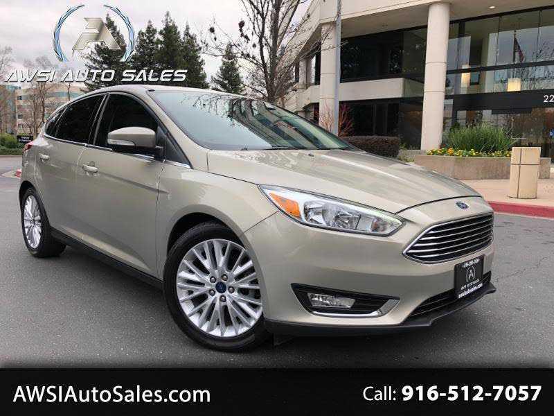Ford Focus 2016 $7699.00 incacar.com