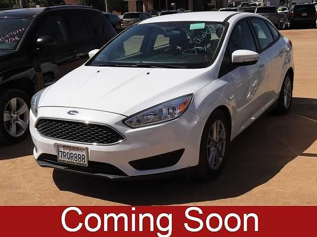 Ford Focus 2016 $6981.00 incacar.com