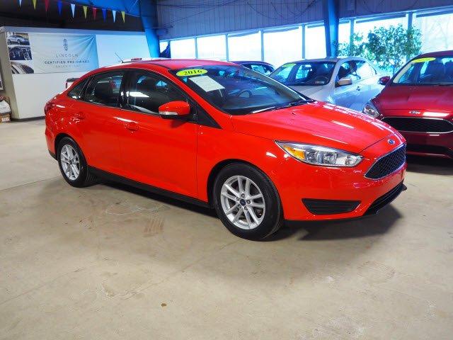 Ford Focus 2016 $14998.00 incacar.com