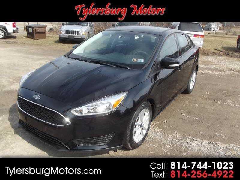 Ford Focus 2016 $9995.00 incacar.com