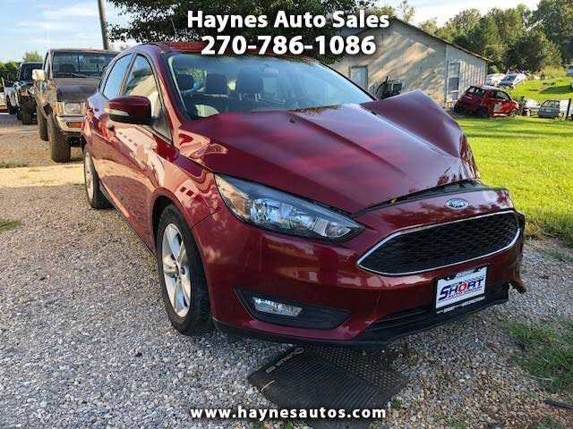 Ford Focus 2016 $5450.00 incacar.com