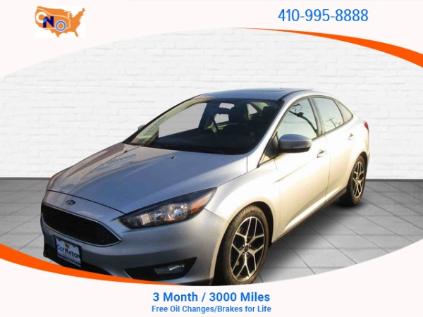 Ford Focus 2017 $9695.00 incacar.com