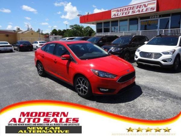 Ford Focus 2017 $8986.00 incacar.com
