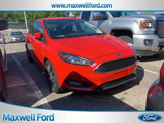 Ford Focus 2017 $13788.00 incacar.com