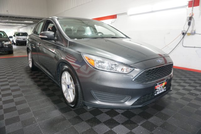 used Ford Focus 2017 vin: 1FADP3F23HL272002
