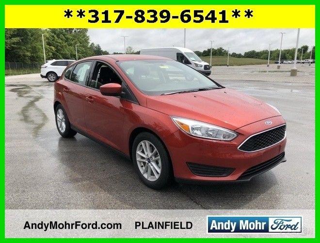 Ford Focus 2018 $17167.00 incacar.com