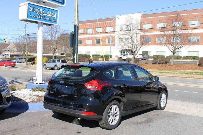 Ford Focus 2018 $9999.00 incacar.com