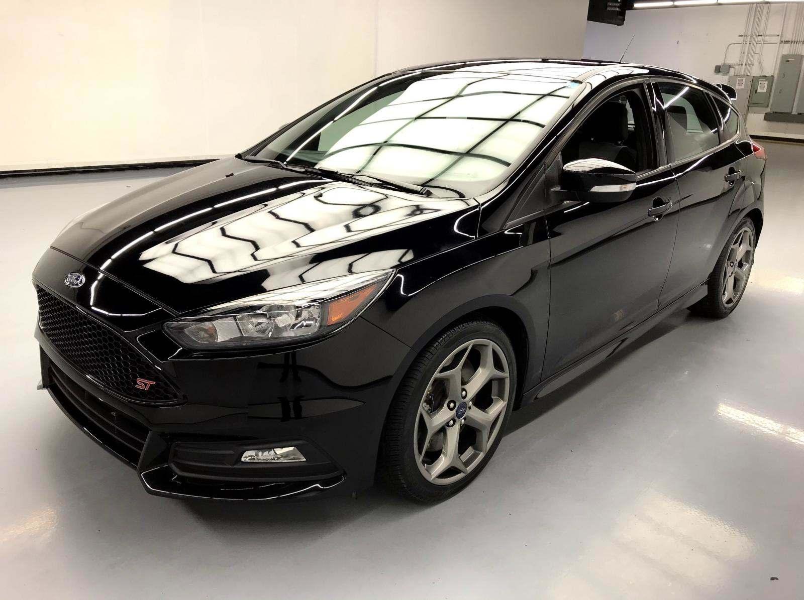 used Ford Focus 2018 vin: 1FADP3L96JL247084