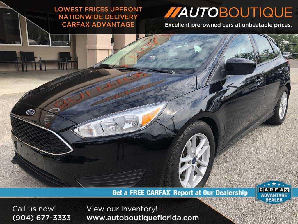 Ford Focus 2018 $10495.00 incacar.com