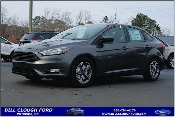 Ford Focus 2018 $21584.00 incacar.com