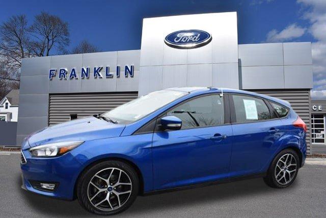 Ford Focus 2018 $15986.00 incacar.com