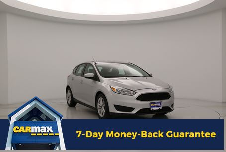used Ford Focus 2018 vin: 1FADP3K23JL225368