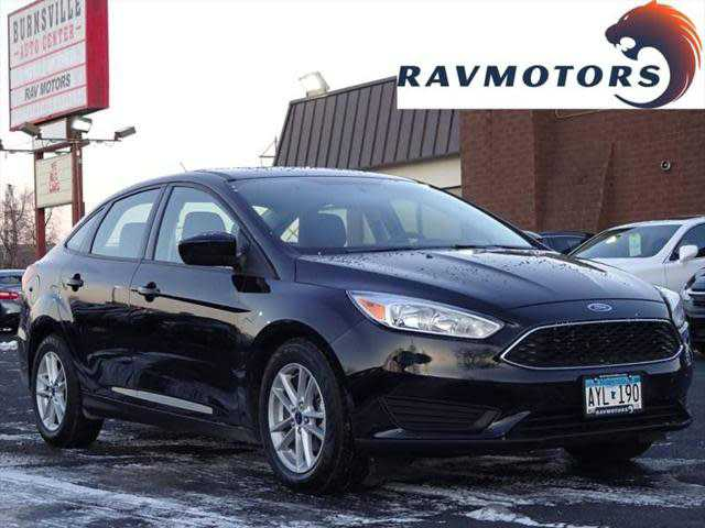 Ford Focus 2018 $11433.00 incacar.com