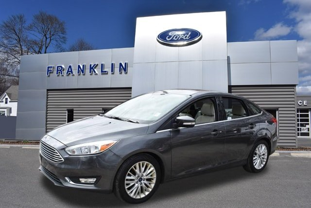 Ford Focus 2018 $14876.00 incacar.com